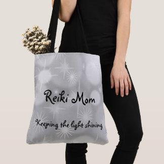 霊気のお母さんのデザイン トートバッグ
