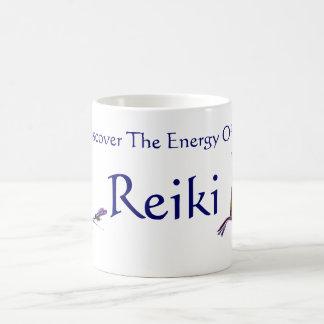 霊気のエネルギーを発見して下さい コーヒーマグカップ