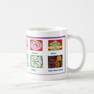 霊気のマスター用具-記号nのサービス品 コーヒーマグカップ