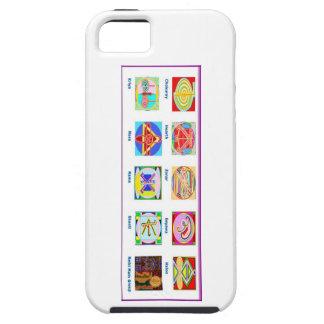 霊気のマスター用具-記号nのサービス品 iPhone SE/5/5s ケース