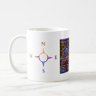 霊気の主要な治療の記号 コーヒーマグカップ