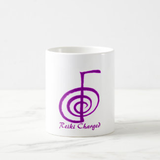 霊気の事 コーヒーマグカップ