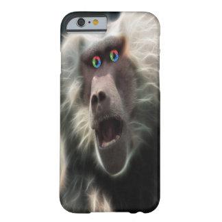霊長目の見ること BARELY THERE iPhone 6 ケース