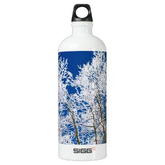 霜の降りたな午後木 ウォーターボトル