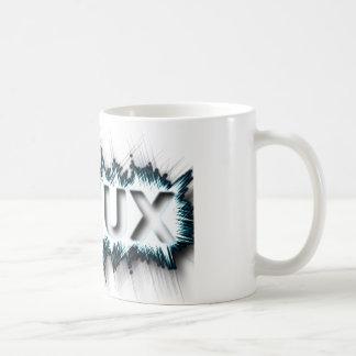霜の降りたなLINUX コーヒーマグカップ