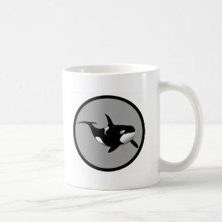 霧から コーヒーマグカップ