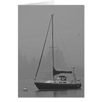 霧で固定される カード