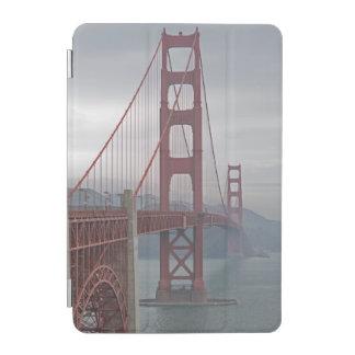 霧のゴールデンゲートブリッジ iPad MINIカバー