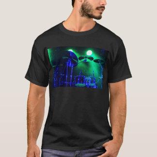 霧のシンバル Tシャツ