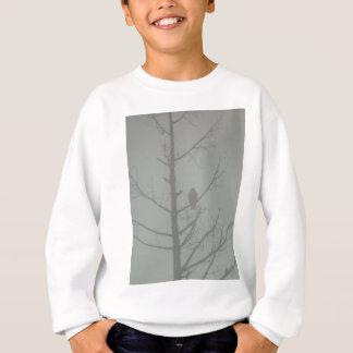 霧のタカ スウェットシャツ
