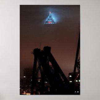 霧の主タワー ポスター