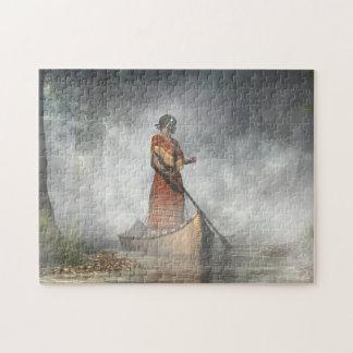 霧の女中 ジグソーパズル