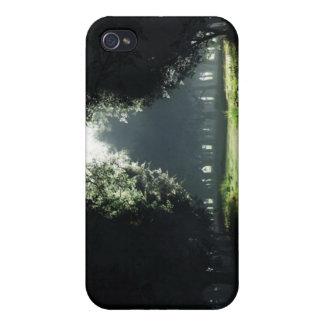 霧の木果樹園 iPhone 4 ケース