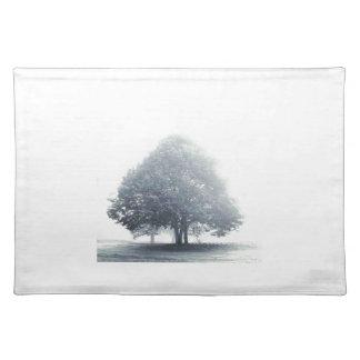 霧の木 ランチョンマット