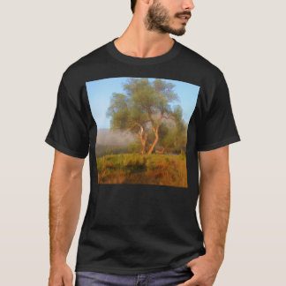 霧の木 Tシャツ
