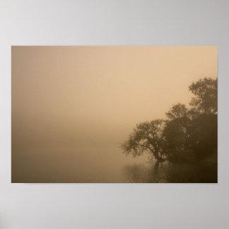 霧の歩行 ポスター