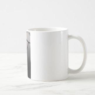 霧の網の太陽 コーヒーマグカップ