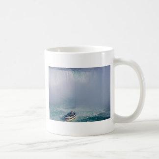 霧の虹ナイアガラ・フォールズ、カナダの女中 コーヒーマグカップ