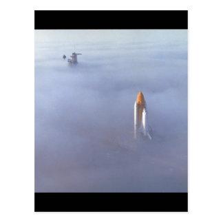 霧の。_Spaceのシャトル ポストカード
