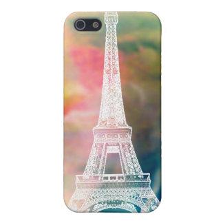 霧のPixDezinesパリ iPhone 5 Cover