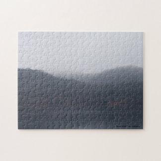 霧のRandor湖 ジグソーパズル