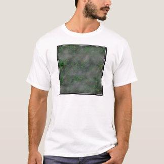 霧深いくもの巣 Tシャツ