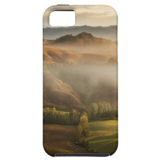 霧深い日の出のタスカニー分野 iPhone SE/5/5s ケース