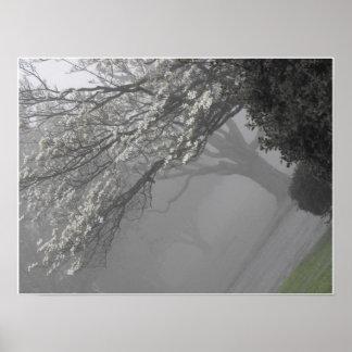 霧深い朝11 ポスター