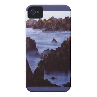 霧深い海岸 Case-Mate iPhone 4 ケース