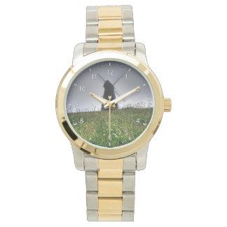 霧深い製造所 腕時計