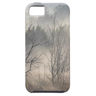 霧深いForest.jpg iPhone SE/5/5s ケース