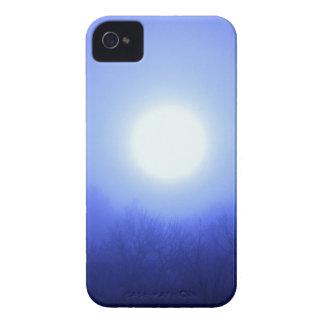 霧深く青い日の出 Case-Mate iPhone 4 ケース