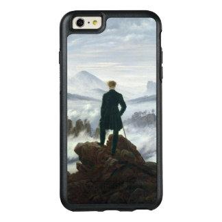 霧1818年の海の上の放浪者 オッターボックスiPhone 6/6S PLUSケース