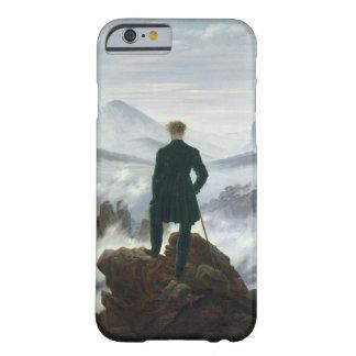 霧1818年の海の上の放浪者 BARELY THERE iPhone 6 ケース