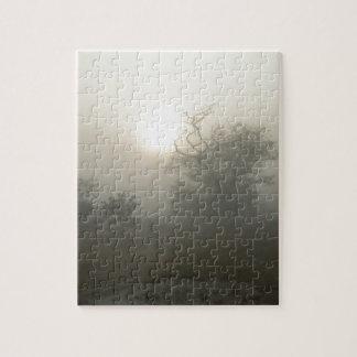 霧 ジグソーパズル