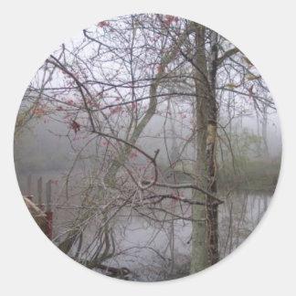 霧 ラウンドシール