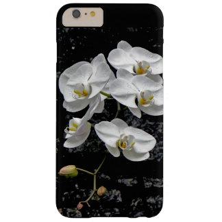 露接吻された滝のように落ちる蘭のiPhoneの場合 Barely There iPhone 6 Plus ケース