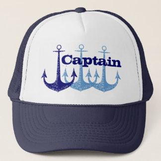 青いいかりの大尉 キャップ
