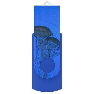 青いくらげ USBフラッシュドライブ