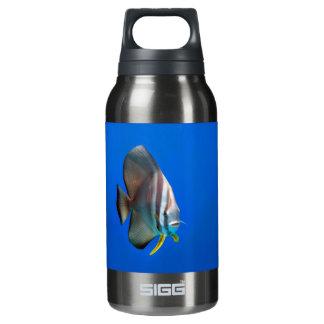 青いこうもりの魚 断熱ウォーターボトル