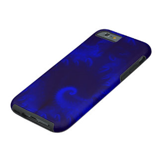 青いオウムガイのフラクタル ケース