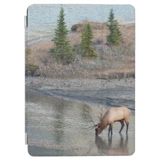 青いオオシカ、ロッキー山脈 iPad AIR カバー