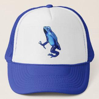 青いカエルのコピー キャップ
