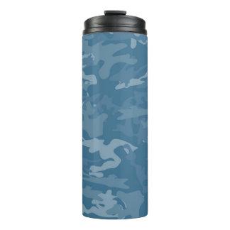 青いカムフラージュ/迷彩柄の上昇温暖気流のタンブラー タンブラー