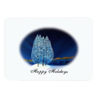 青いクリスマス#6 カード