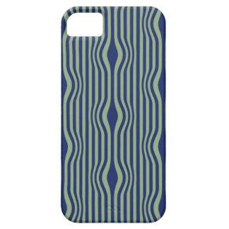 青いクローブのiPhone SE及び5/5S箱 iPhone SE/5/5s ケース