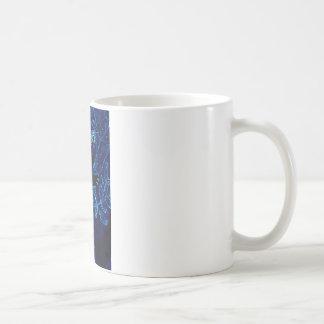 青いコアラの木の抱擁 コーヒーマグカップ
