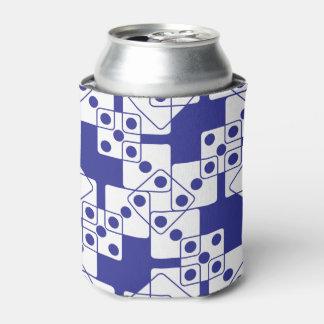 青いサイコロ 缶クーラー
