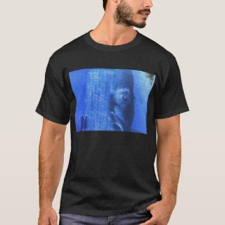 青いジム Tシャツ