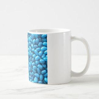 青いゼリー菓子のマグ コーヒーマグカップ